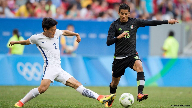 15 futbolistas mexicanos Juegos Olímpicos Río 2016.jpg