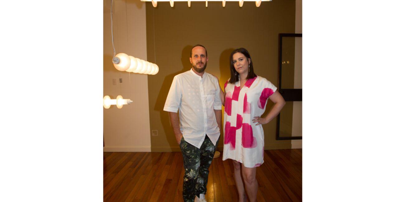 Rob Southcott y Sarah Cooper