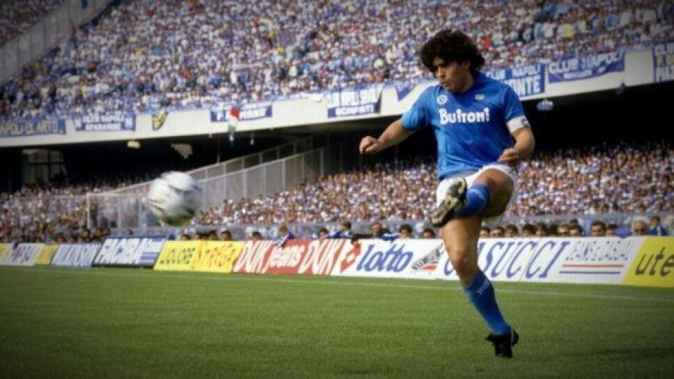 San Paolo Napoli Maradona