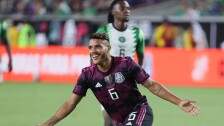 Jonathan Dos Santos Gol vs Nigeria