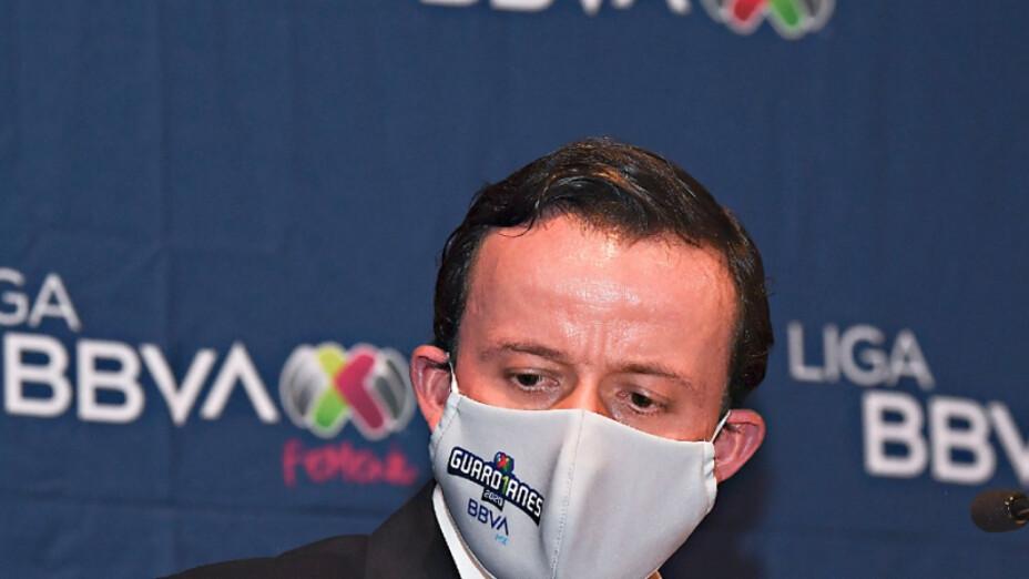 Mikel Arriola nuevo presidente de la Liga MX