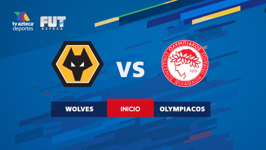 Minuto a minuto EN VIVO: Wolverhampton vs Olympiacos en la Europa League