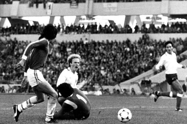 La vez que México fue humillado por Alemania en el Mundial de 1978
