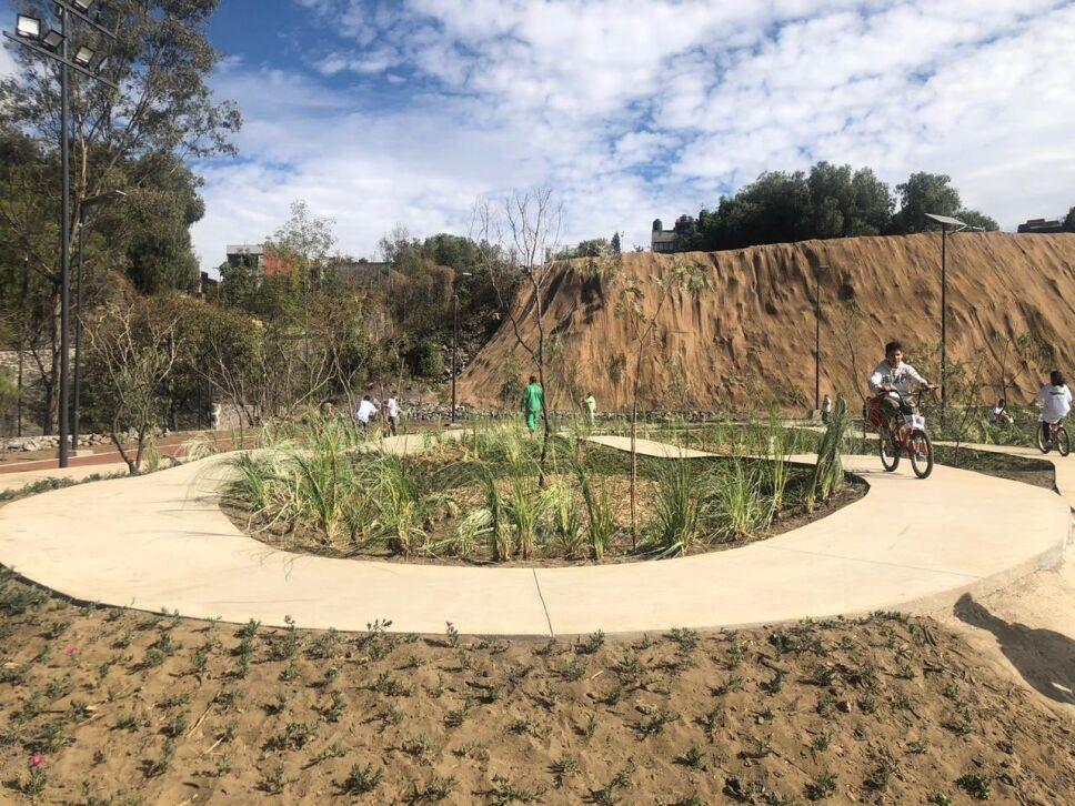 Parque la Cantera