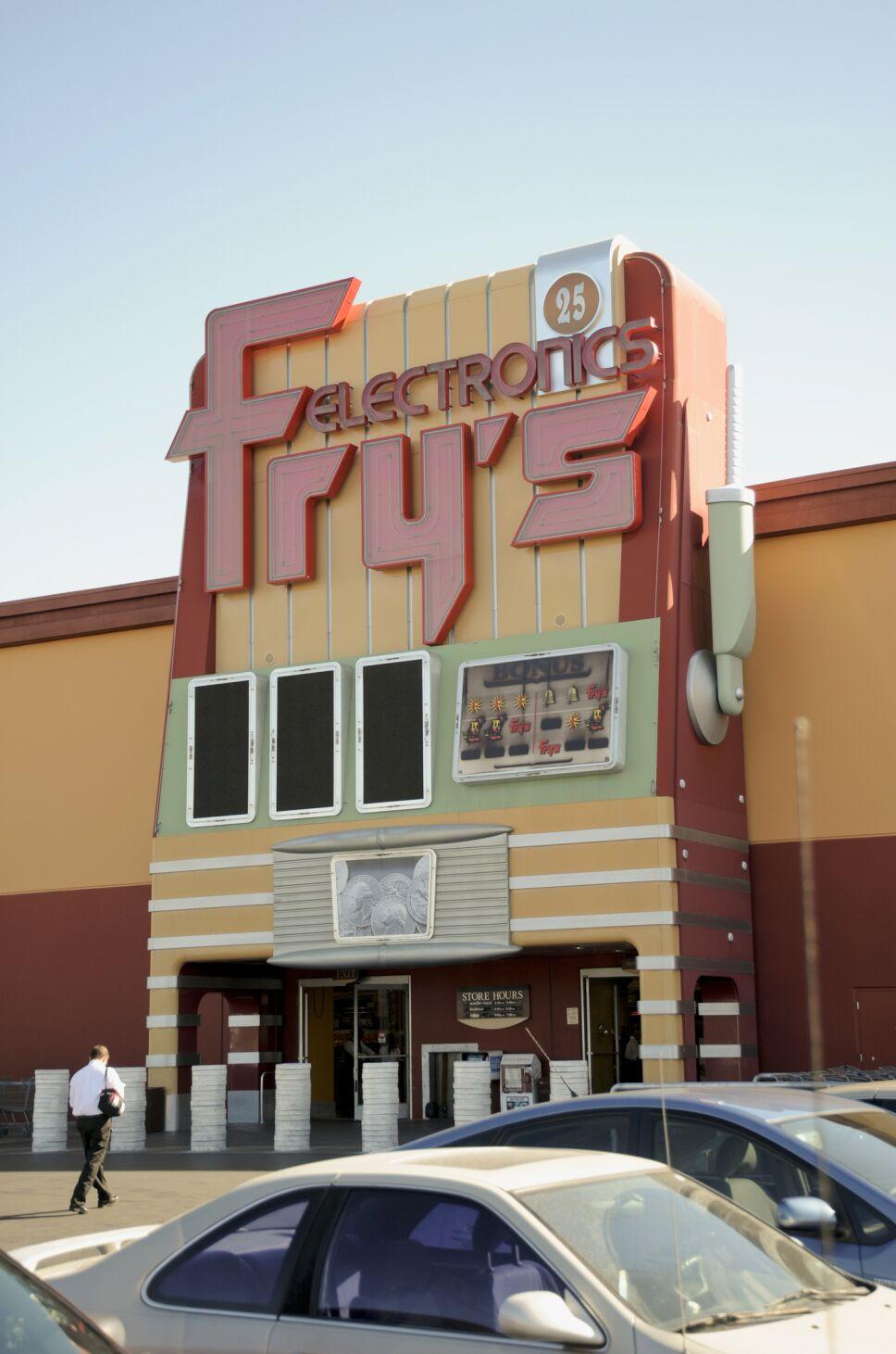 Fry's electronics Las Vegas nevada