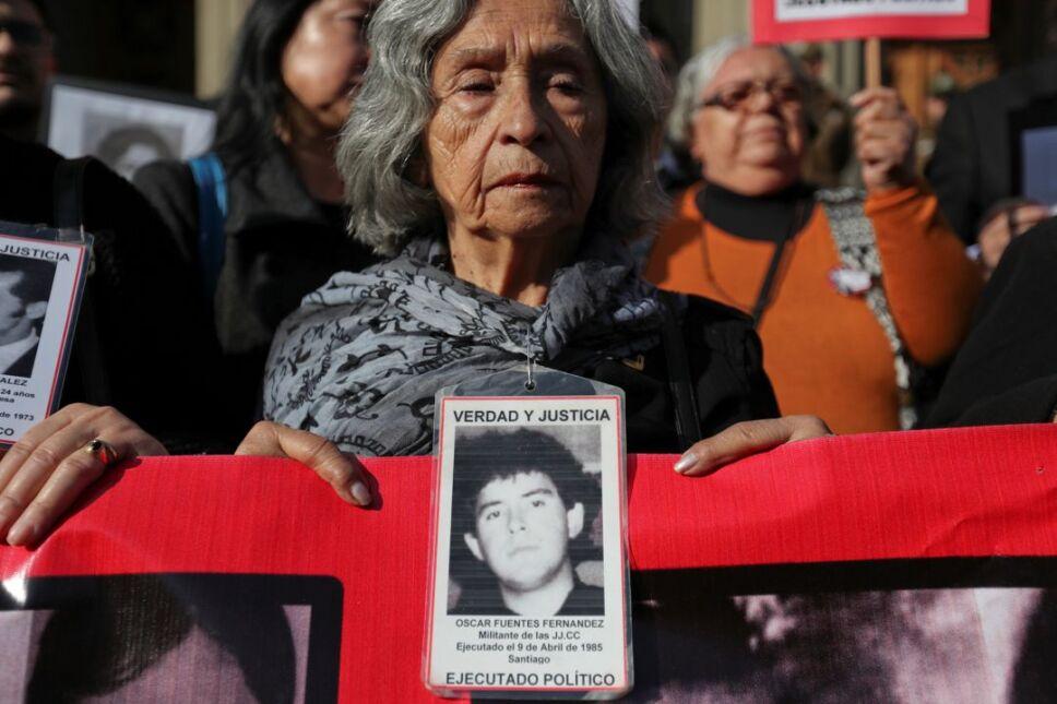 chile protestas dictadura2