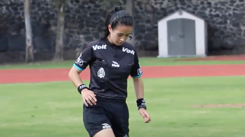 Katia García árbitro Liga MX