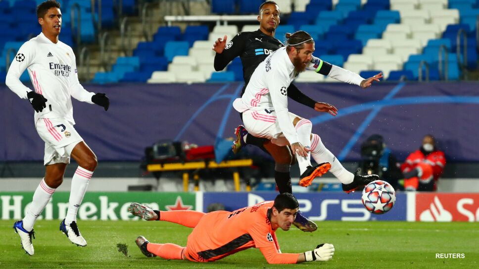 Real Madrid a octavos de final