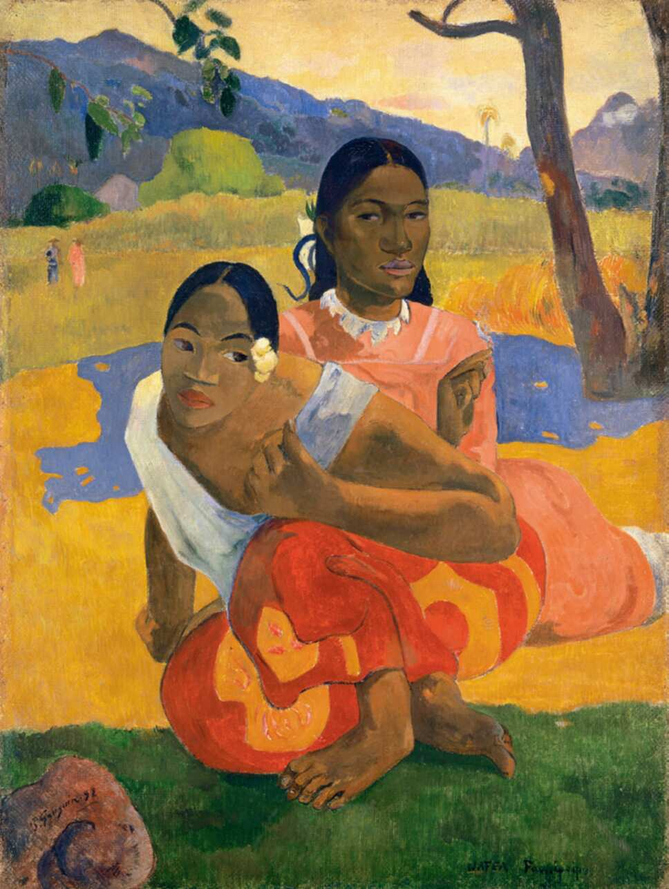 obras de paul gauguin cuando te casas