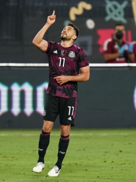 Gol de Henry Martín | México 3-0 Panamá