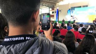 Una gran experiencia para los jóvenes de Olinalá