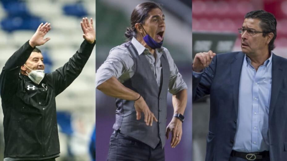 ¿Cuáles entrenadores han sido despedidos en el Guardianes 2020 de la Liga MX?