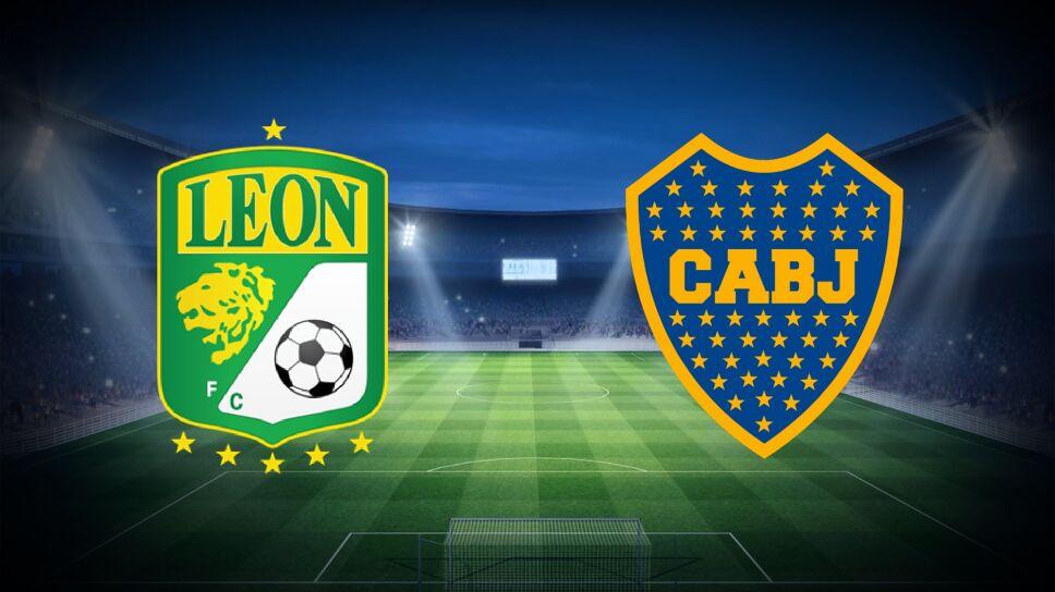 León y Boca Juniors
