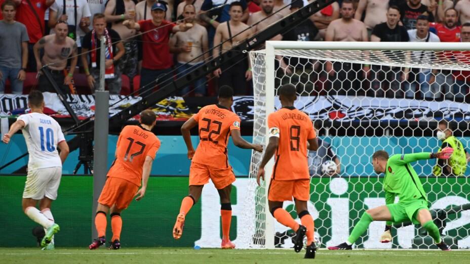 Países Bajos vs República Checa