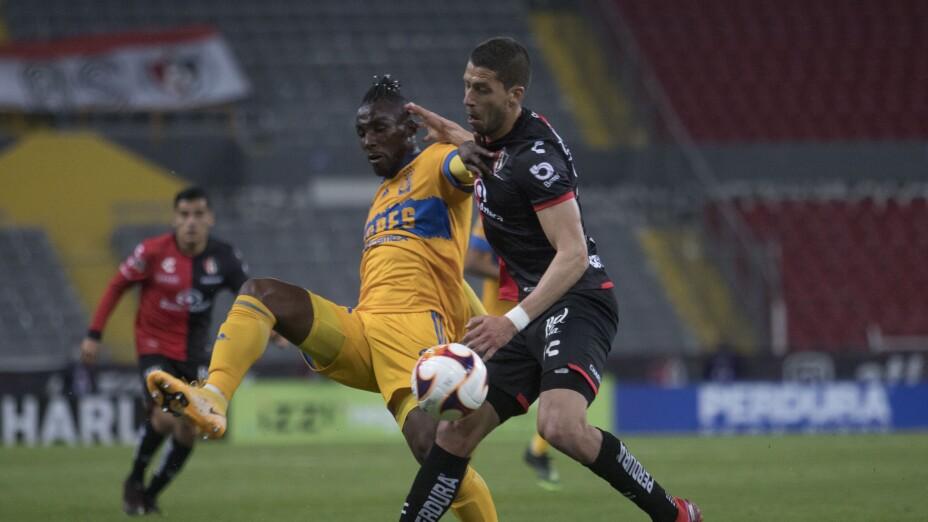 Liga BBVA MX Clausura GUARD1ANES 2021 Atlas vs Tigres UANL