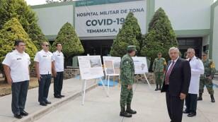 Supervisión de Infraestructura Hospitalaria Sedena-Insabi