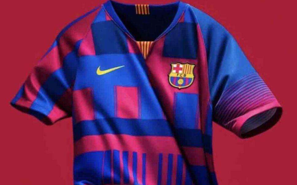 Jersey conmemorativo FC Barcelona
