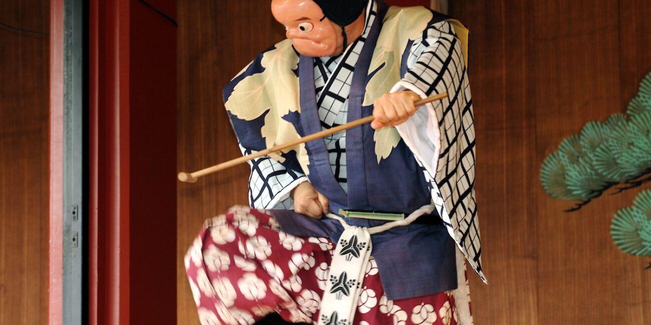 Teatro Noh, el impactante arte japonés que combina canto, danza y poesía
