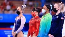 Juegos Olímpicos Gimnasia
