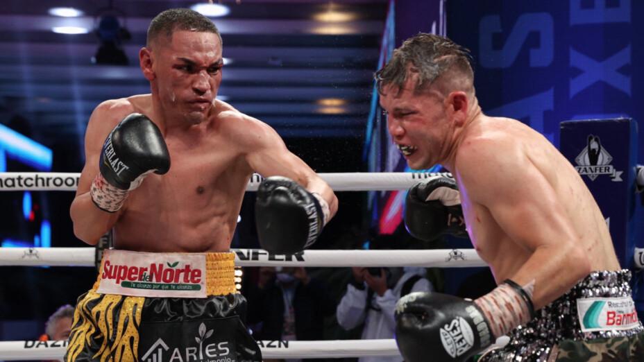 """Juan Francisco """"Gallo"""" Estrada vs Carlos """"Príncipe"""" Cuadras"""