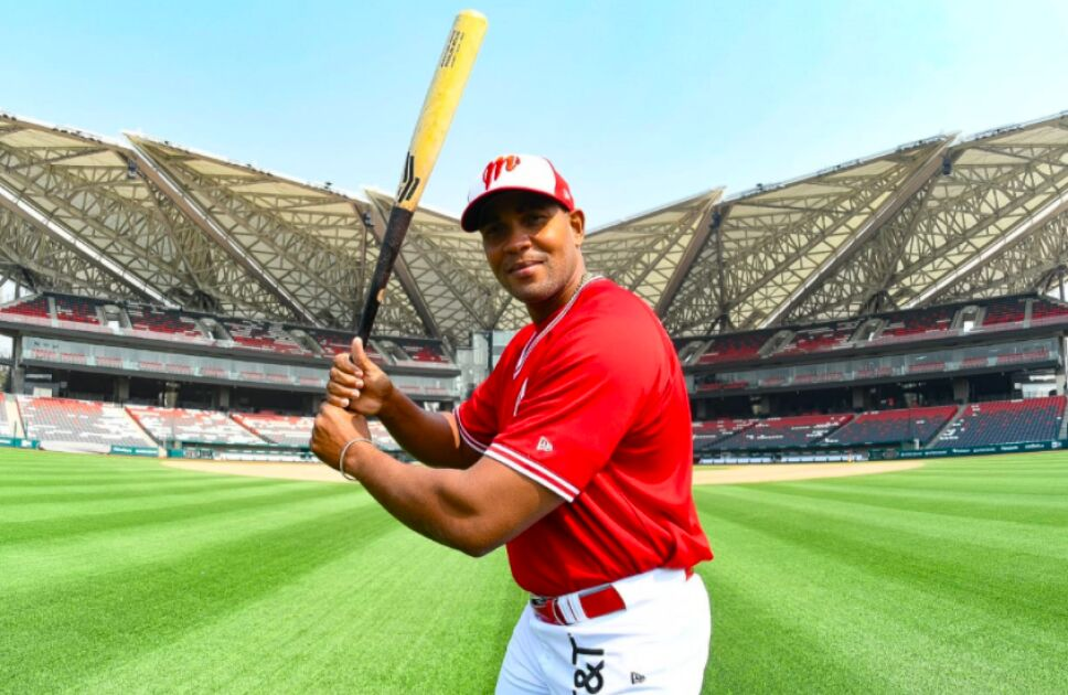 Diablos Rojos del México beisbol