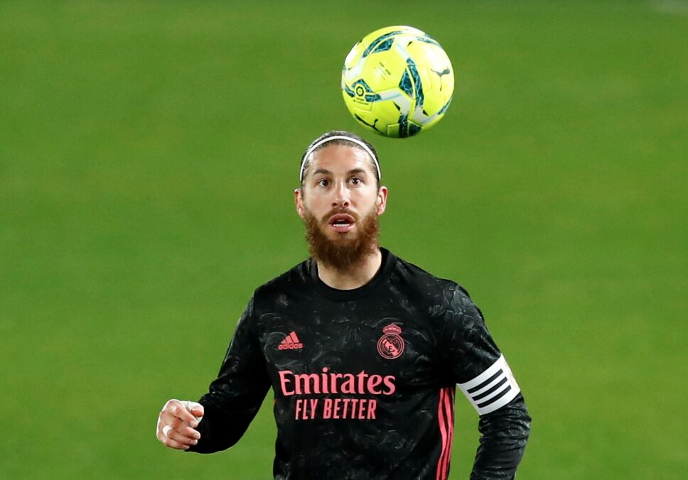 Sergio Ramos titular Champions League Real Madrid