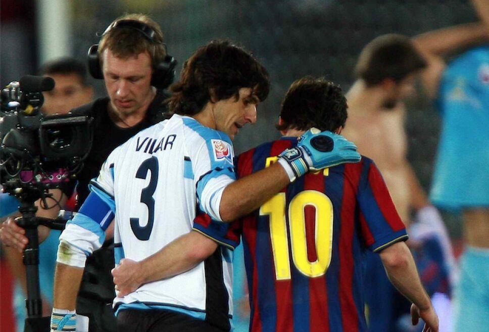 Federico Vilar habla sobre el regalo que le dio Messi