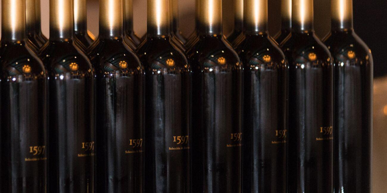 La producción de la botella es muy limitada y se encuentra en algunos puntos de venta