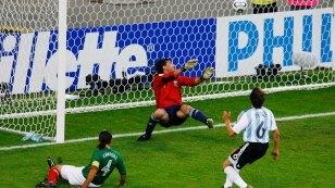 Argentina 2-1 México