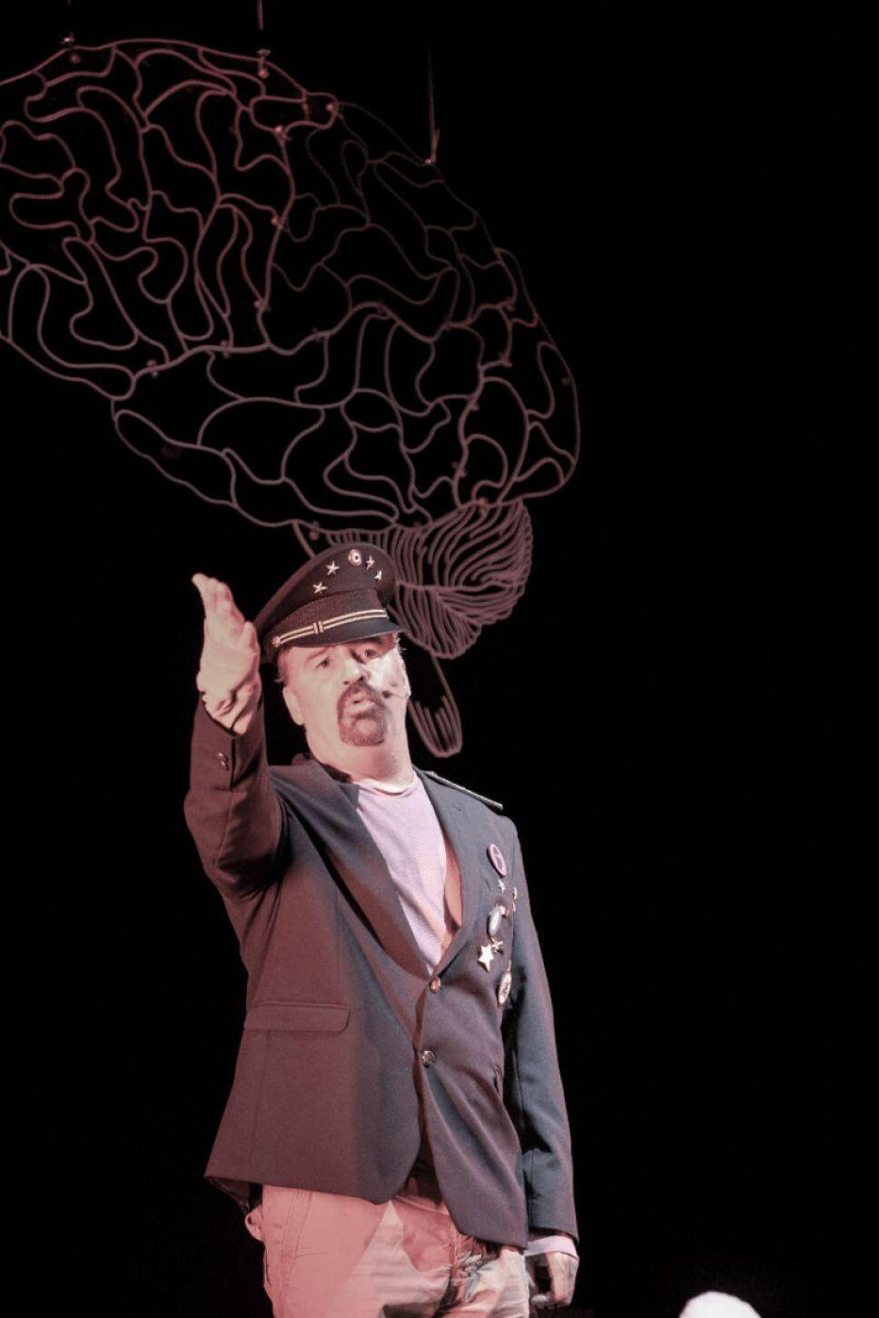 En DMente se abordan las enfermedades mentales desde la comedia / Foto: Cortesía