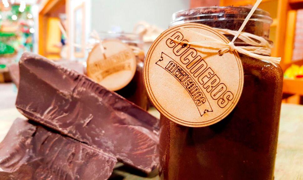 Receta Pastelitos de chocolate en microondas
