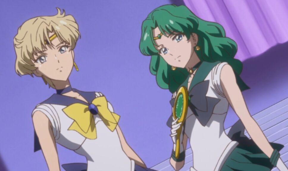 Sailor Guardians Sistema Solar