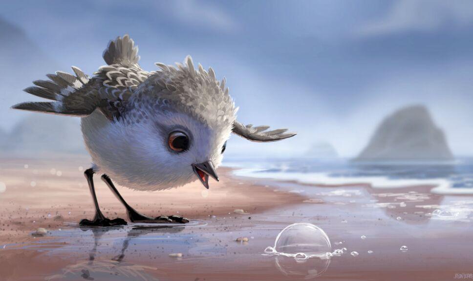 Piper, nuevo corto de Disney Pixar