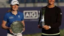 Louise Duncan ganadora del AIG Women´s Open en Carnoustie