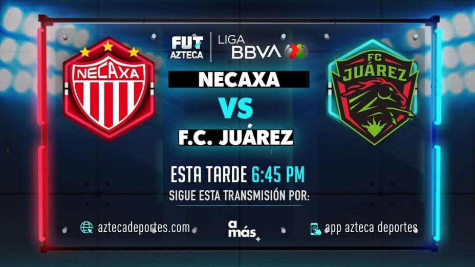 Necaxa vs FC Juárez