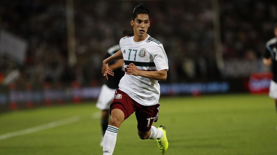 El lateral izquierdo surgido de los Tuzos del Pachuca recibió una nueva convocatoria con el 'Tata' Martino, después de haber participado en el amistoso frente a Trinidad y Tobago.