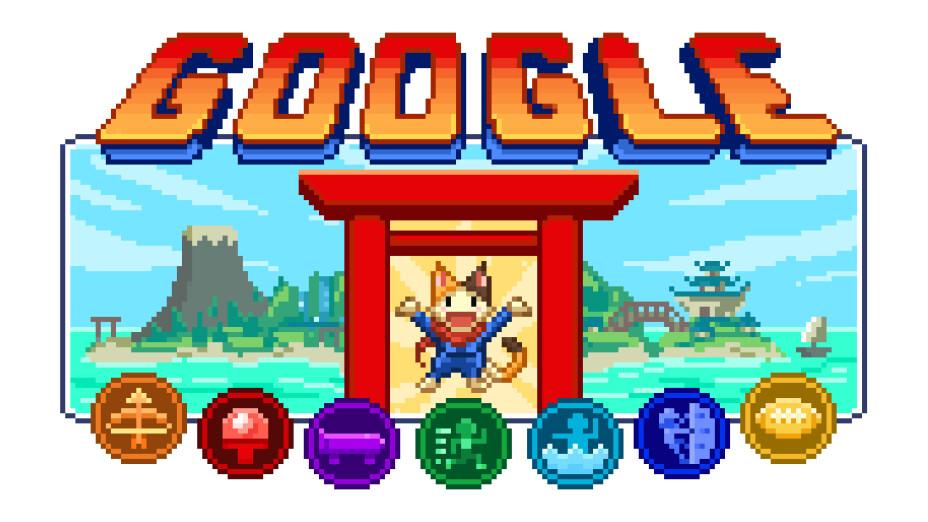 Olímpicos Google
