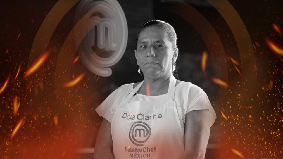 Doña Clarita perfil eliminada