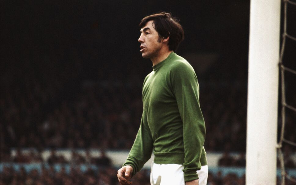Gordon Banks Stoke City