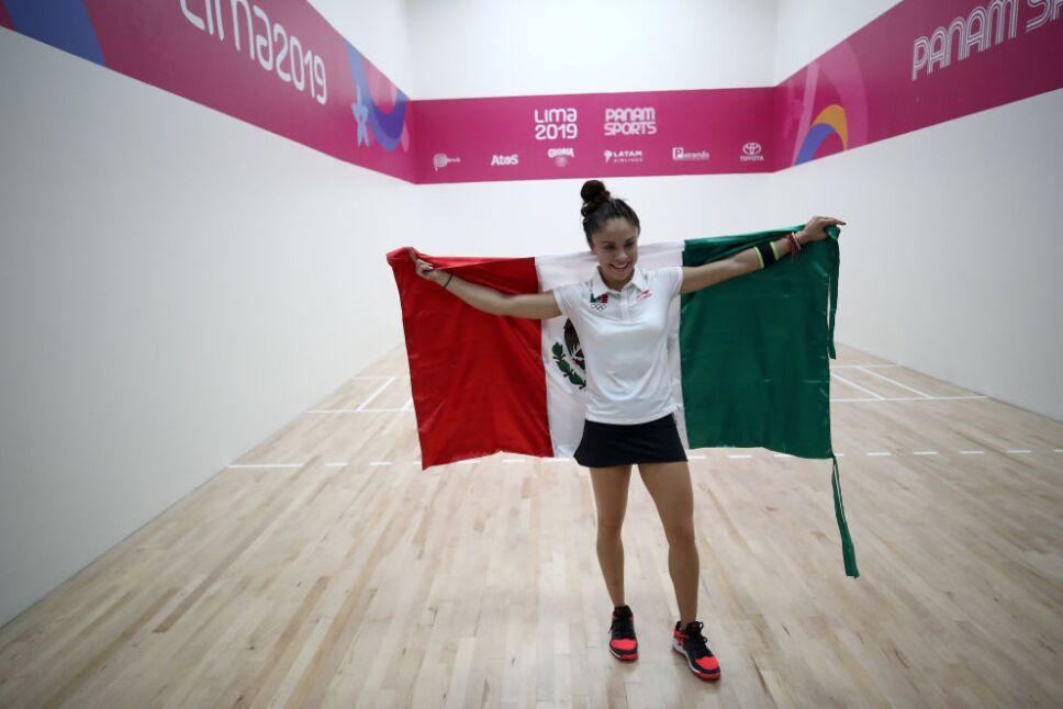 Paola Longoria es la mejor raquetbolista de la historia