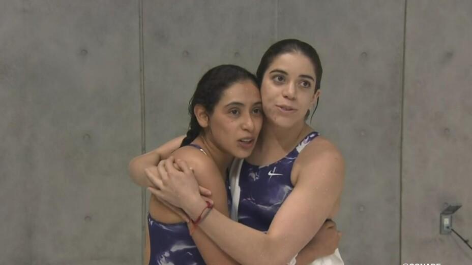 Gabriela Agúndez y Alejandra Orozco