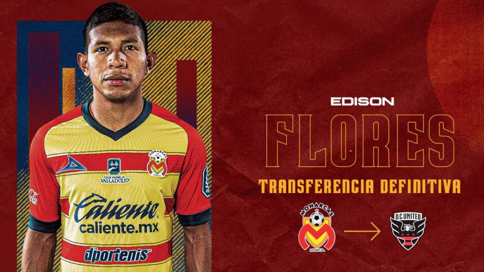 Edison Flores Monarcas MLS