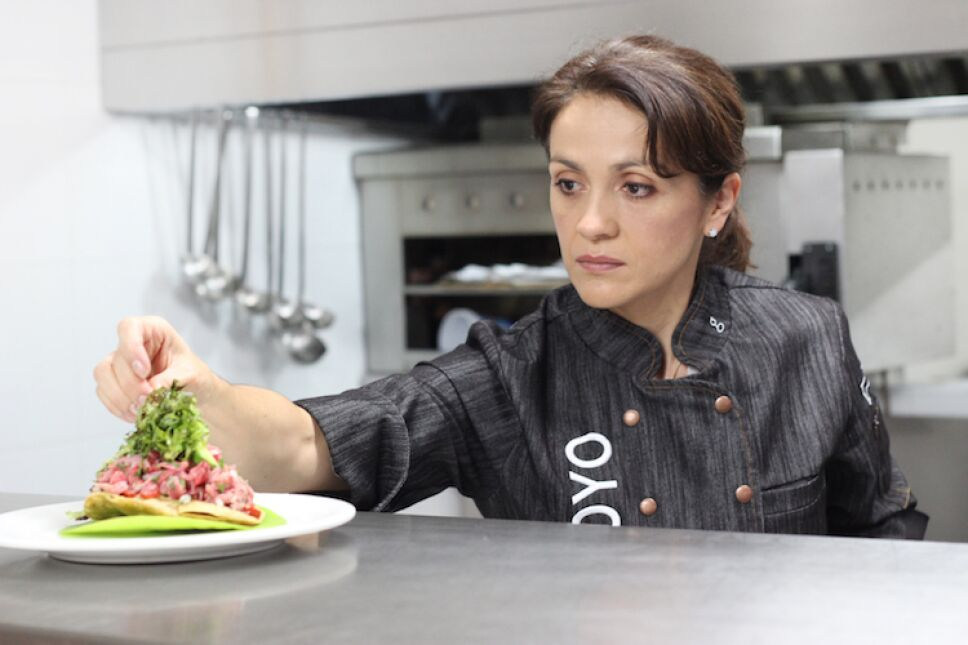 Chef Ana María Arroyo