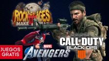 Videojuegos gratis para este fin de semana