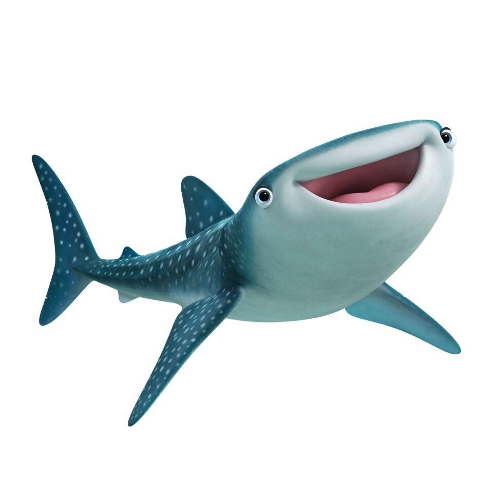 Buscando a Dory, Destiny Tiburón ballena