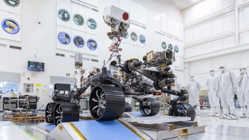 Róvers de la NASA
