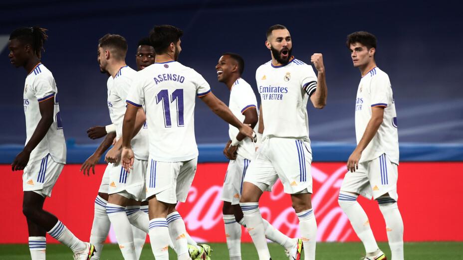 Real Madrid vs Sheriff en vivo UEFA Champions League.