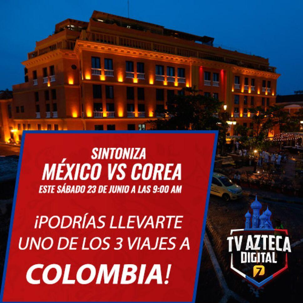 Viaje a Colombia Azteca 7