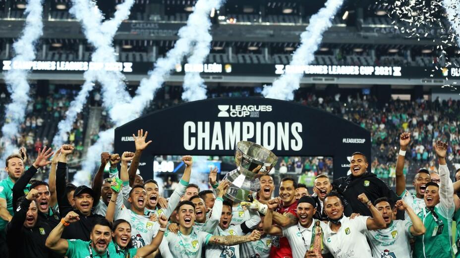 Leagues Cup 2021 Seattle Sounders FC (USA) vs Leon FC (MEX) Final