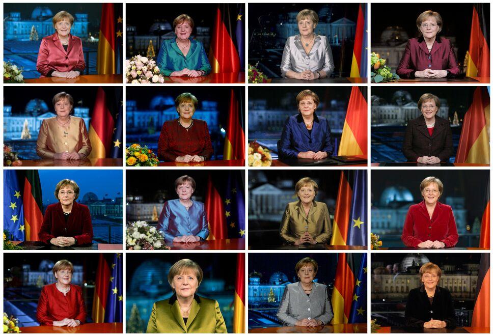 mirada retrospectiva al mandato de 16 años de Angela Merkel como canciller de Alemania